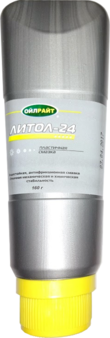 Смазка Литол-24, 160г OIL RIGHT